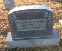Edgar W. Adams