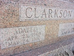 Adabel Clarkson