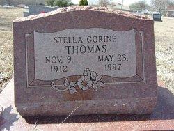 Stella Corine Thomas