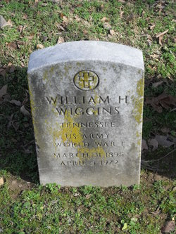 William H Wiggins