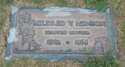 Mildred Valarie <I>Chapman</I> Henson