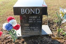 Gilbert J Bond