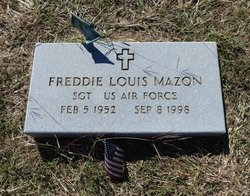 Freddie Louis Mazon