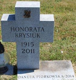 Honorata Krysiuk
