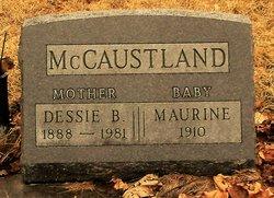 Dessie B. <I>Smith</I> McCaustland