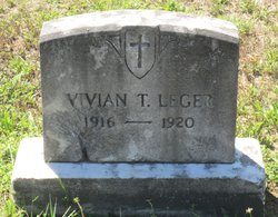 Vivian Theresa Leger