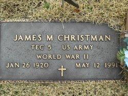 James M Christman
