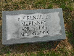 Florence E. McKinney