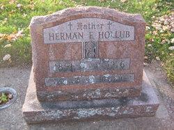 Herman F Hollub