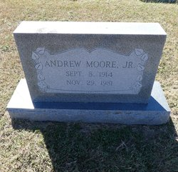 Andrew Moore, Jr