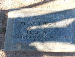 Jose Luis Torres O