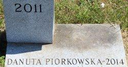Danuta <I>Krysiuk</I> Piorkowska