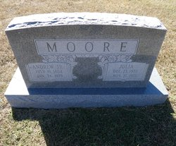 Andrew Moore, Sr