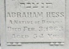Abraham Hess