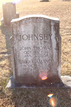 John Thomas Johnsey