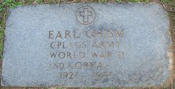 Earl Chism