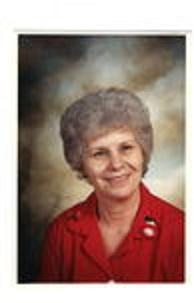Mrs Jean <I>Hammond</I> Brady