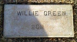 Willie Green