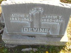 Annie F. Devine