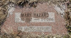 Mary Carol Hazard
