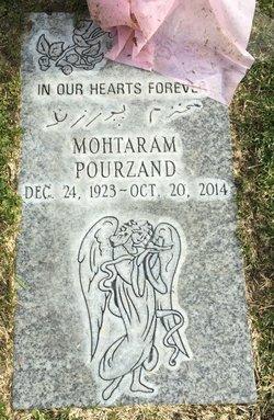 Mohtaram Pourzand