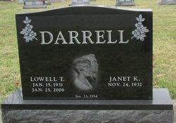 Lowell T. Darrell