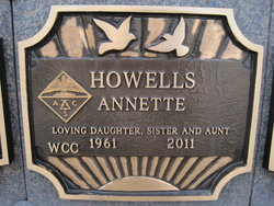 Annette Howells