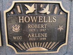 Arlene Betty <I>Mountcastle</I> Howells