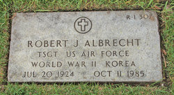 Robert J Albrecht