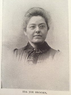 Dr Ida Josephine Brooks