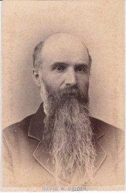 David Wilson Crider