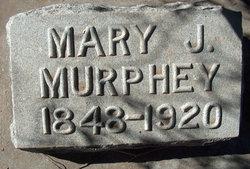 Mary Jane <I>Owen</I> Murphey