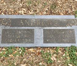 """Anna Lela """"Lela"""" <I>Ditto</I> Andrews"""