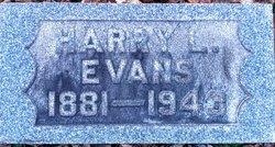 Harry Lee Evans