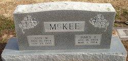 Ann W McKee