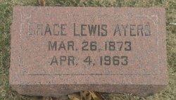 Grace Truman <I>Lewis</I> Ayers