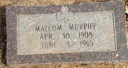 Malcom Lee Murphy, Sr