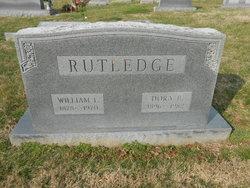 Dora B. Rutledge