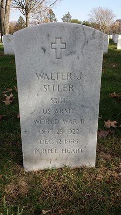 Walter J Sitler