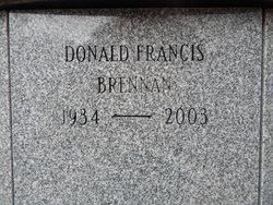 Donald Francis Brennan