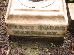 Percy Oscar Warmsley