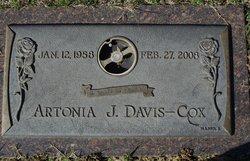 Artonia J. Davis-Cox
