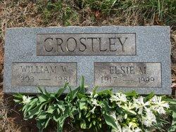 Elsie M Crostley