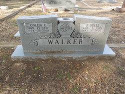 Nita <I>Frashier</I> Walker