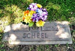 Anna Mary <I>Schmidt</I> Scheel