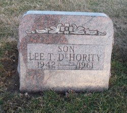 Lee Tillman Dehority