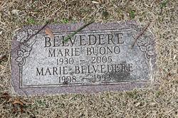 Marie Buono Belvedere