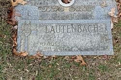 Charles J Lautenbach, III