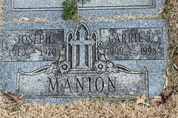 Carrie C Manion