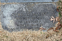 Cyril C Masek